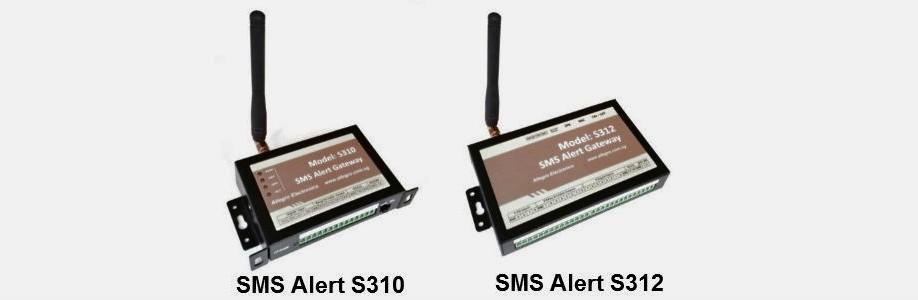 SMS Alert Gateway